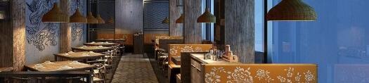餐厅设计方案展示图